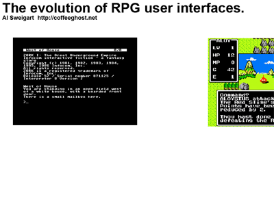 evolution of rpg user interfaces
